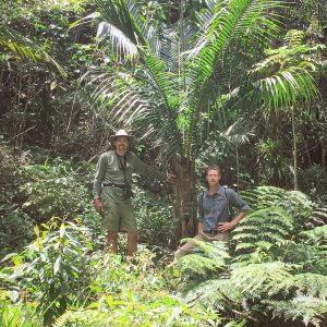Brian Galligan and Chad Washburn explore the plants of Cuba.